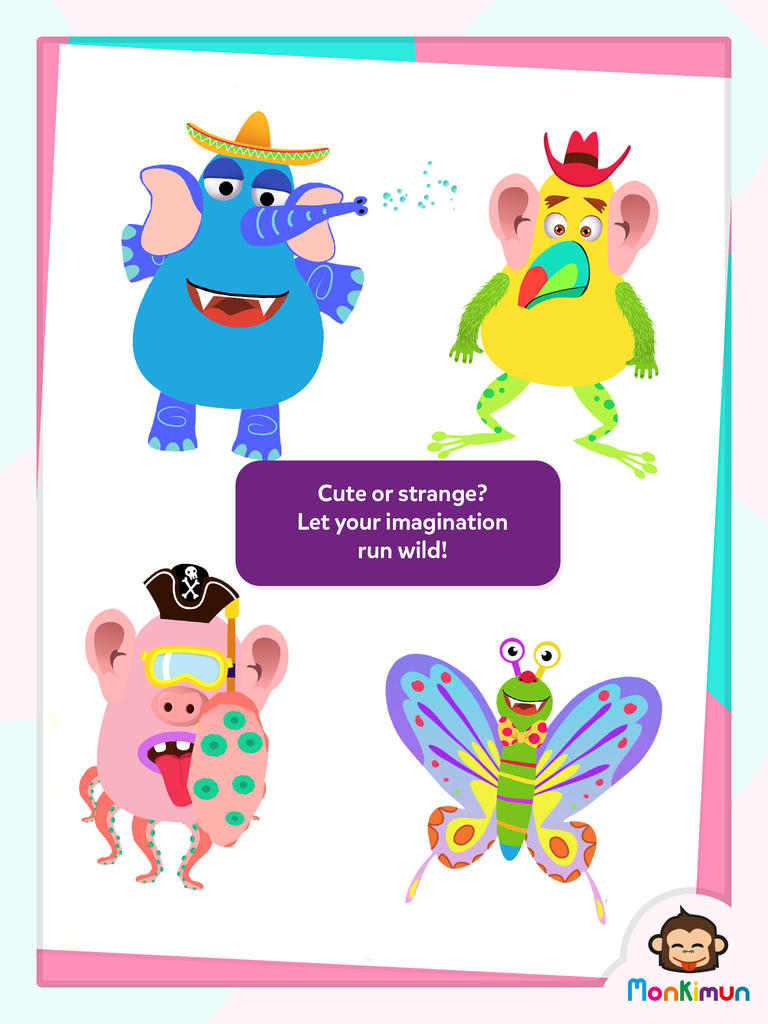 Monki Animal Builder