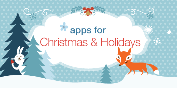 Christmas and Holiday Apps for Kids